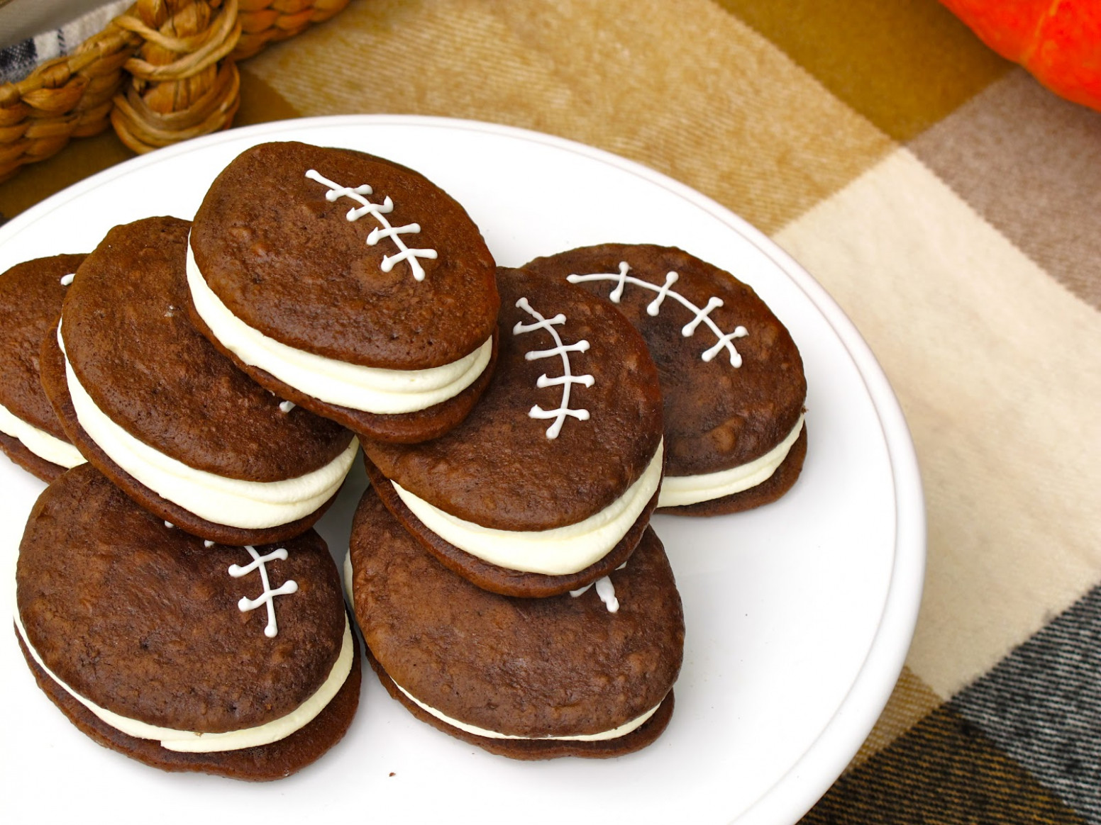 Jenny Steffens Hobick: Football Whoopie Pies | Game Day ..