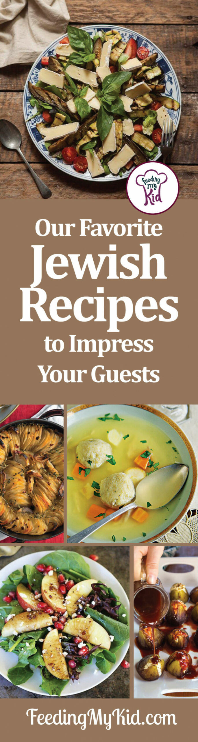 Jewish Recipes: Impress Your Guests with These Great Recipes - recipes guests dinner