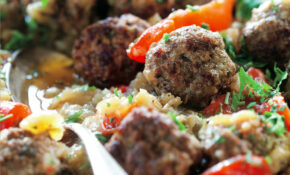 Jewish Soul Food: Beef And Eggplant Meatballs Recipe ..