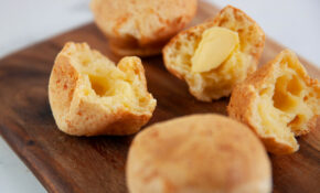 Jo Whitton's Brazilian Cheese Puffs – Brazilian Food Recipes