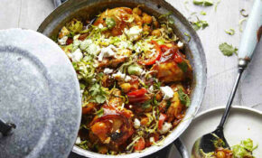 Joe Wicks Recipe For Chicken Tagine – WellFest – Chicken Recipes Joe Wicks