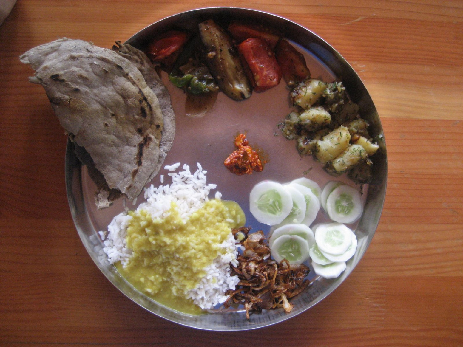 Jolada Rotti - Wikipedia - North Karnataka Recipes Vegetarian