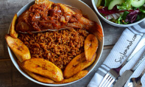 Jollof Recipes Archives - Sisi Jemimah