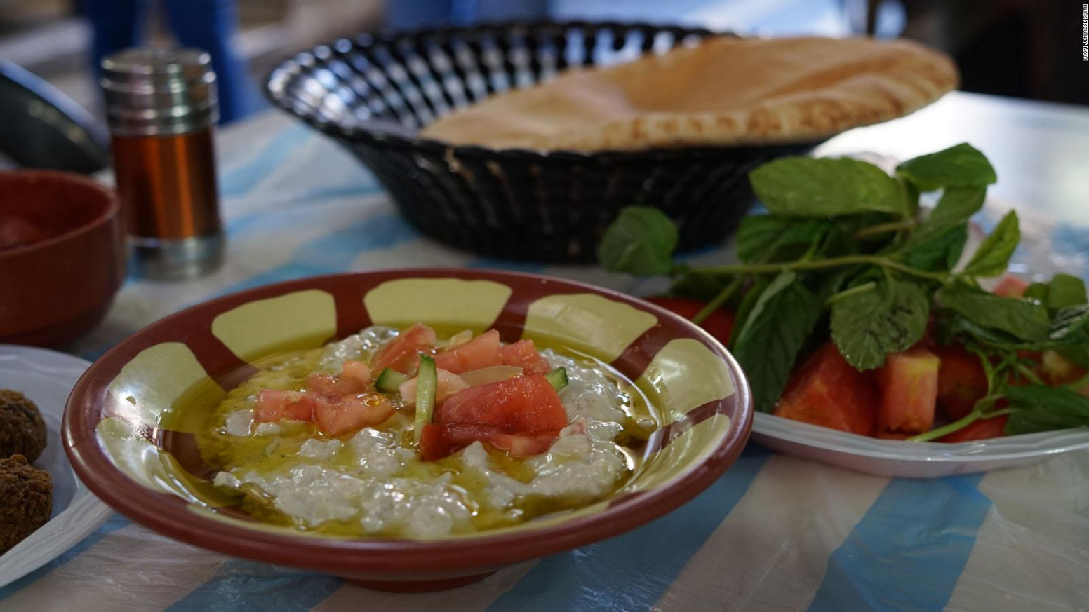 Jordan food and drink: 11 things you must try there | CNN Travel - recipes jordanian food