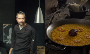 Jorge De Angel Moliner – Mediterranean Recipes Dinner