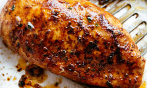 Juicy Oven Baked Chicken Breast – Recipes For Baked Chicken