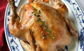 Julia Childs Roast Chicken, The Best You Will Ever Have – Julia Child Recipes Chicken