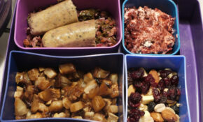 July 15 Lunch – Recipes Leftover Roast Chicken