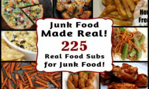 Junk Food, Real Food Recipes And Recipes On Pinterest – Junk Food Recipes