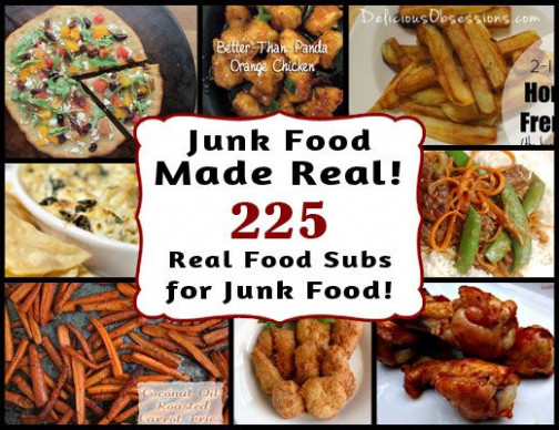 Junk food, Real food recipes and Recipes on Pinterest - junk food recipes