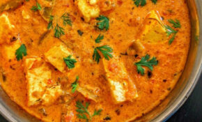 Kadai Paneer Gravy – Quick Indian Food Recipes