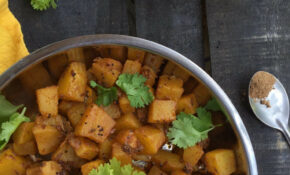 Kaddu Ki Sabzi | Punjabi Pumpkin Curry – Recipes Of Sabji For Dinner
