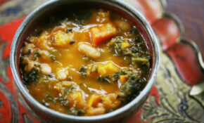 Kale And Roasted Vegetable Soup – Kale Recipes Dinner