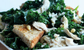 Kale Chicken Caesar Salad – Recipes Kale And Chicken