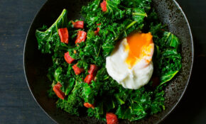Kale With Chorizo And Poached Egg | Nigella's Recipes ..