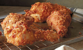 Kefir Battered Cast Iron Fried Chicken – Recipes Deep Fried Chicken