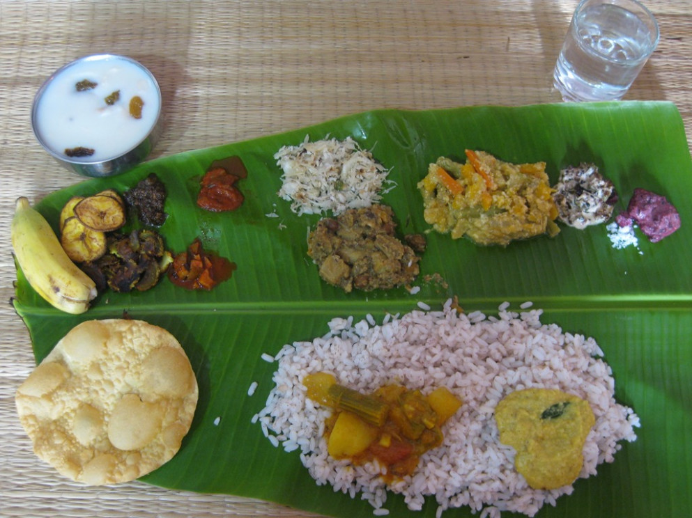 Kerala Sadhya Recipes - Happy Onam! | Yummy O Yummy - chicken recipes yummy o yummy