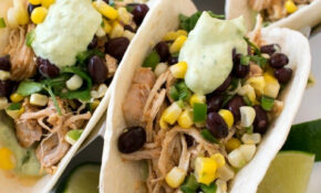 Keri's Easy Southwest Chicken Street Tacos – Taco Recipes Chicken