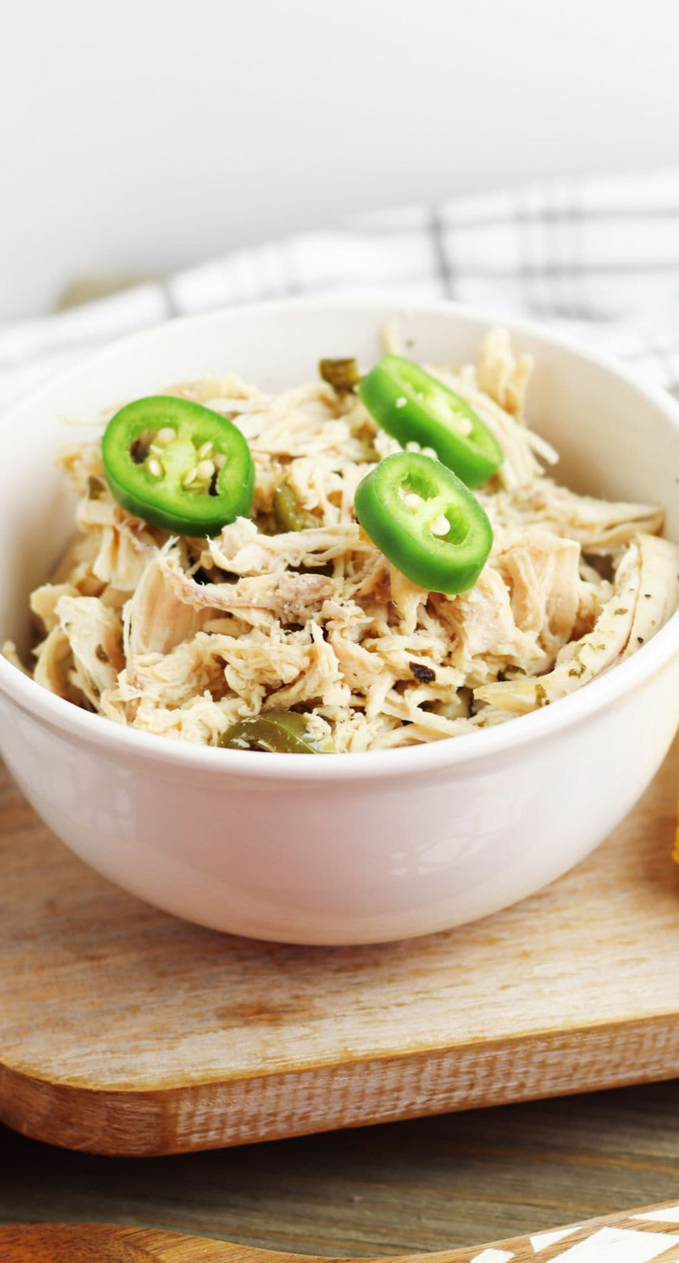 Keto Coconut Curry Lime Shredded Chicken - instant pot keto recipes chicken