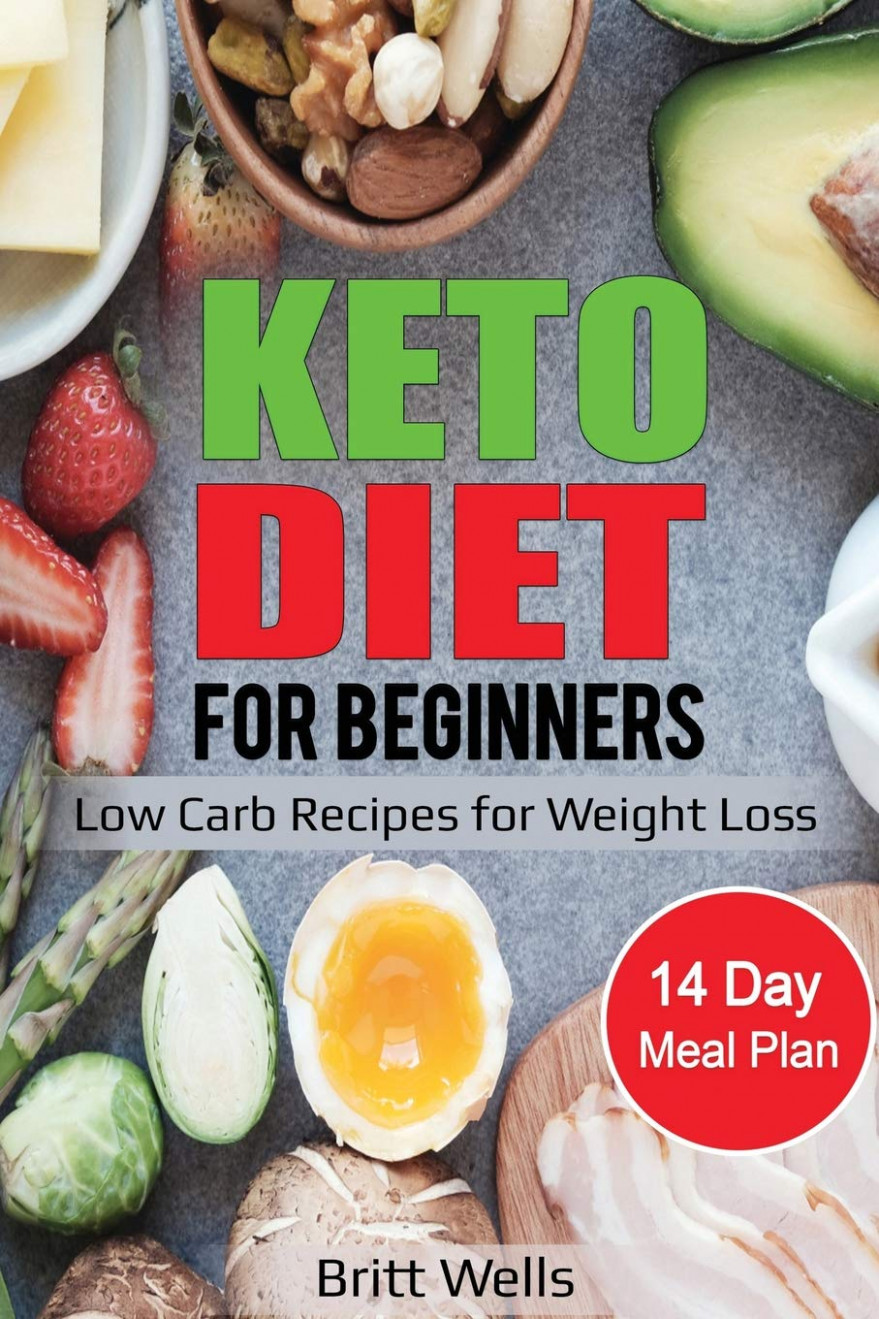 Keto Diet for Beginners: Low Carb Recipes for Weight Loss ..