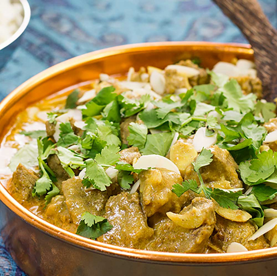 """Keto Lamb Curry Recipe - Low Carb """"Spicy & Aromatic"""" Indian Madras - food recipes low carb"""