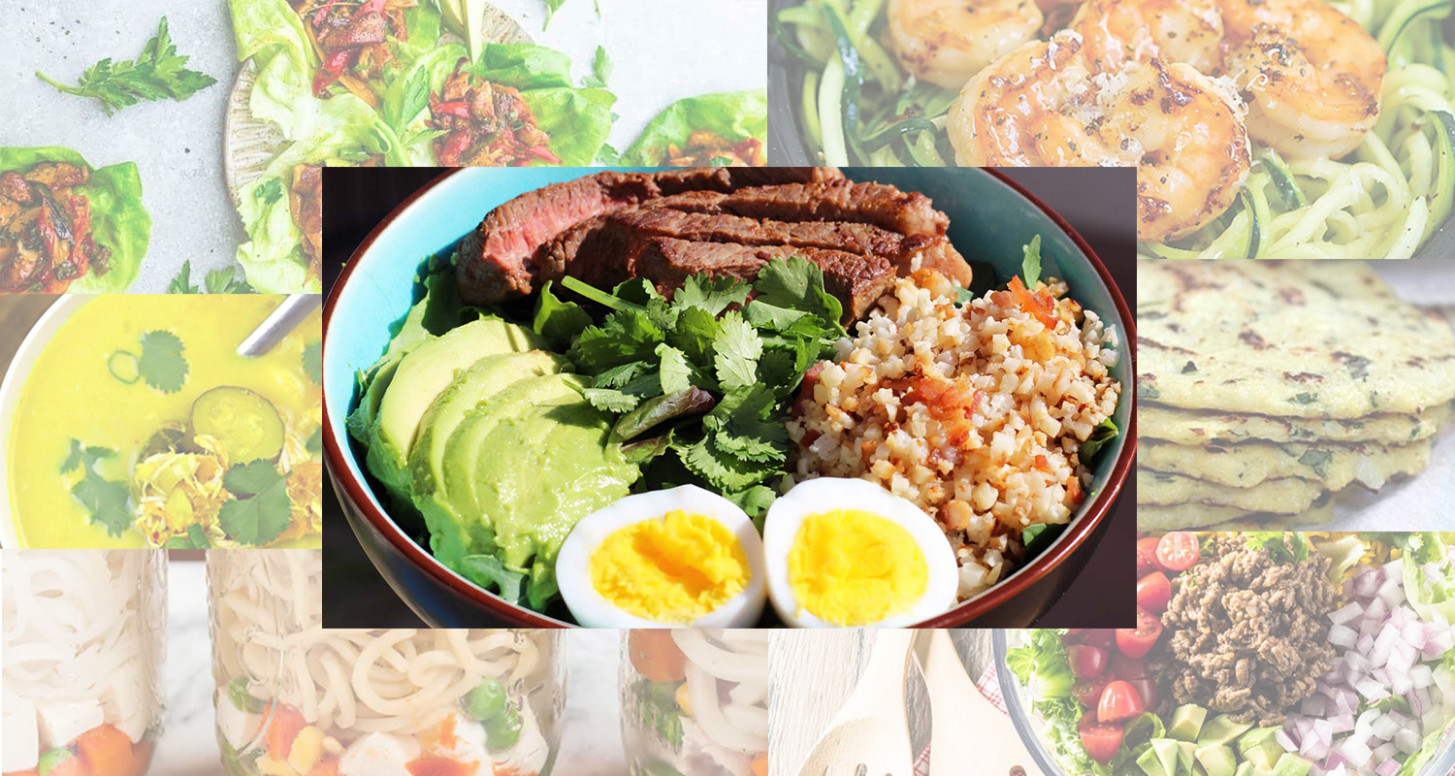 Keto Lunch Recipes: 10 Packable Foods You Can Take to Work - healthy recipes you can make ahead of time