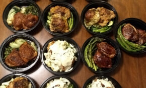Keto Meal Prep - Chicken Thighs Four Ways: Pesto Rubbed ...