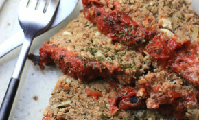 Keto Paleo Meatloaf (Low Carb | Gluten Free | Dairy Free ..