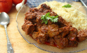 Keto Pork Vindaloo – Recipe Vegetarian Vindaloo