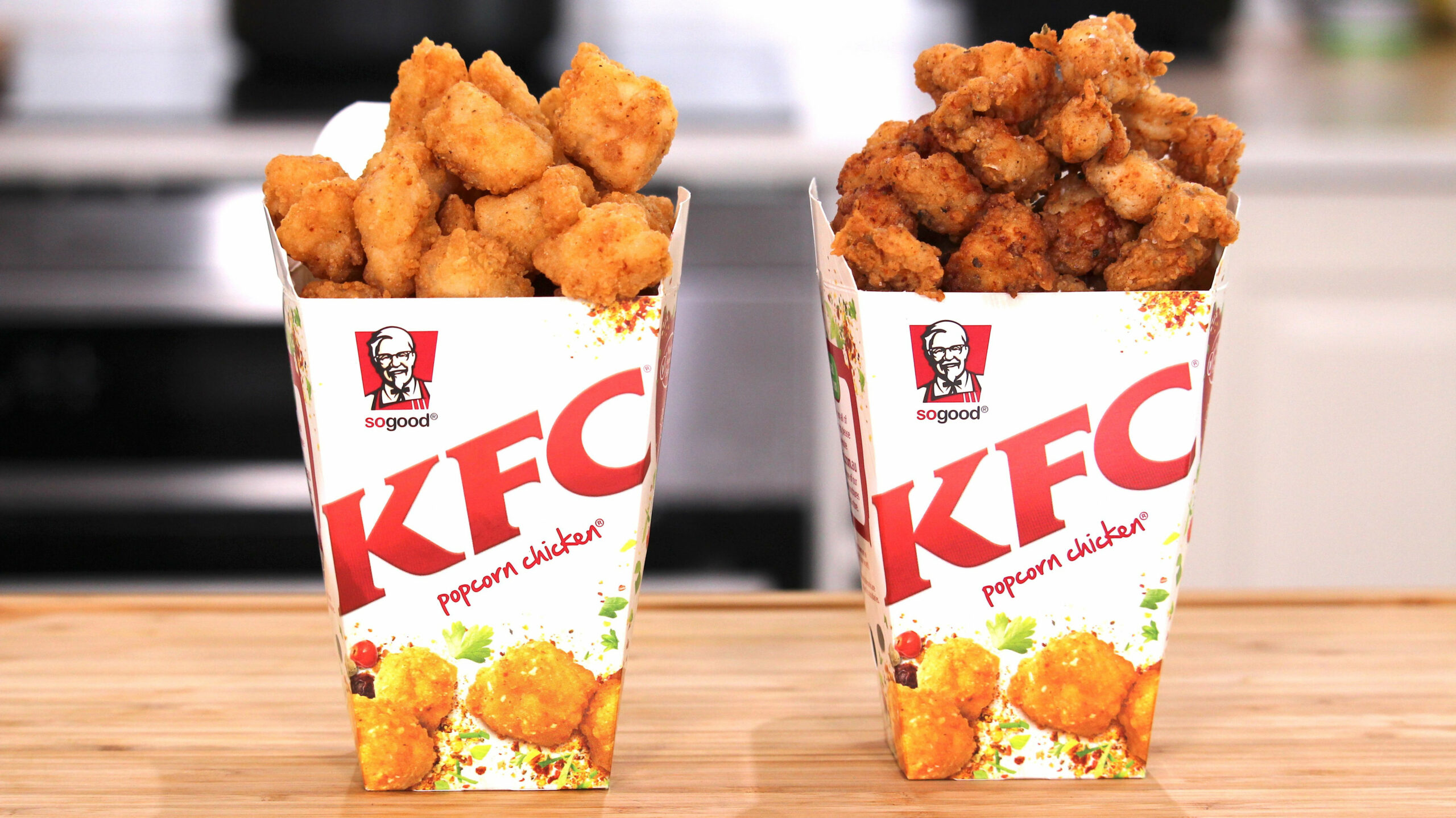KFC POPCORN CHICKEN RECIPE - DIY just like the real thing ..