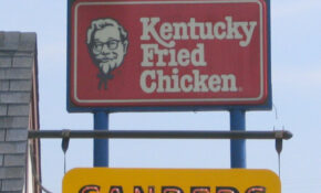 KFC Signs: Old And New – Recipes Kentucky Fried Chicken