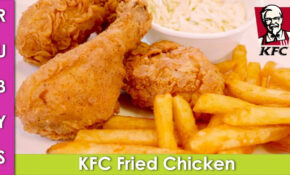 KFC Style Fried Chicken Copy Cat Recipe In Urdu Hindi - RKK