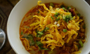 Khaosoi, Recipe, Curried, Noodle, Soup – Recipes Rice Dinner