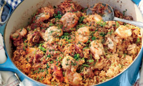Kicked Up Jambalaya Recipes – Southern Living – Recipes Jambalaya Dinner
