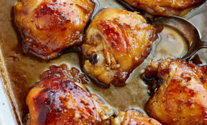 Killer Chicken Thigh Marinade – I FOOD Blogger – Chicken Recipes Bone In