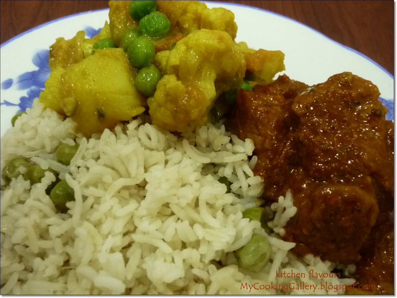 kitchen flavours: My Indian Dinner, Again? - indian recipes dinner