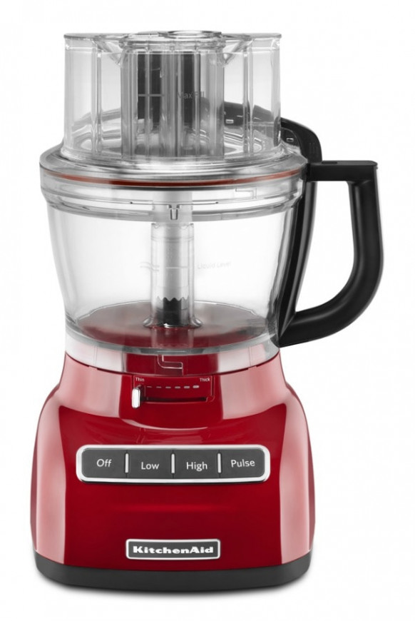 KitchenAid 7-Quart Stand Mixer + Recipe Girl Cookbook Giveaway - recipes using food processor