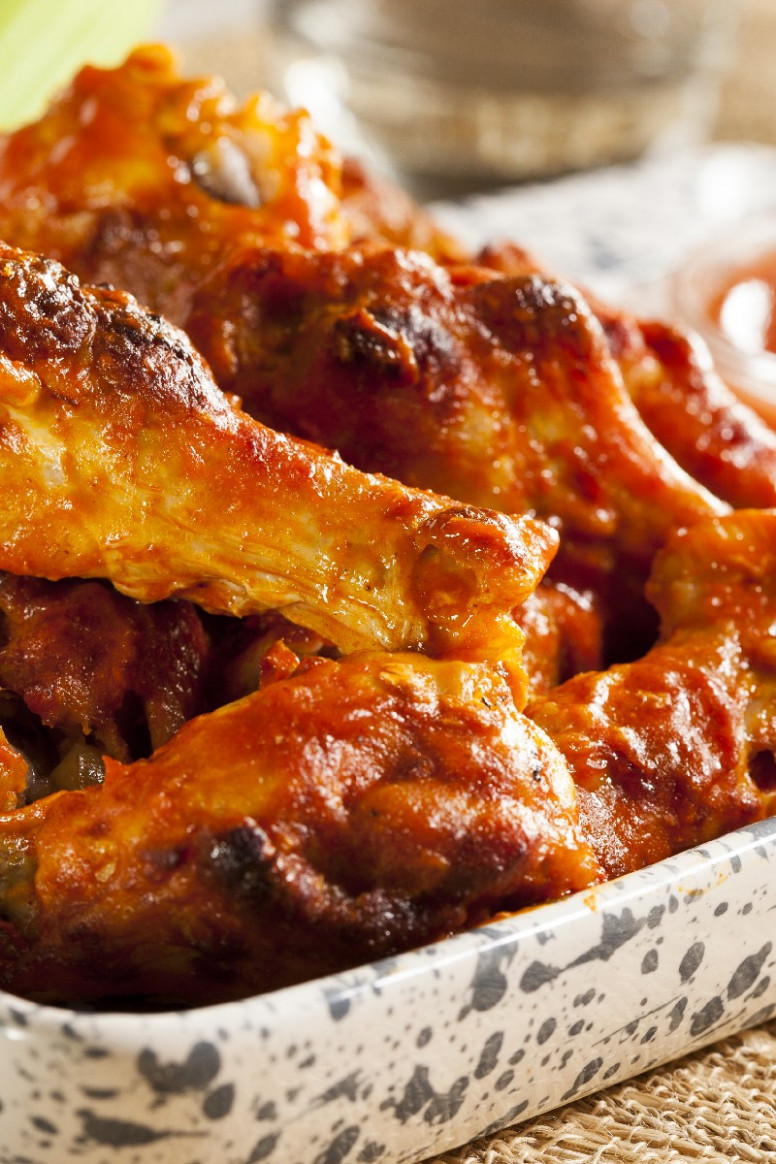 - KitchMe - recipes baked chicken legs