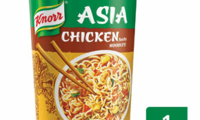 Knorr Asia Snackbecher Chicken Taste Noodle – Chicken Recipes Knorr