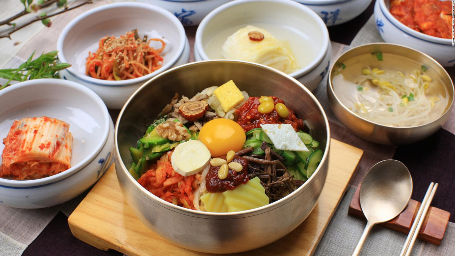 Korean Food: 10 Best Dishes We Can't Live Without | CNN Travel - Dinner Recipes Korean