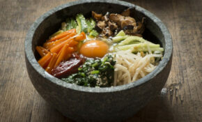 Korean Food – Dolsot Bimbimbap Recipe (Creative Commons) – Vegetarian Meal Recipes