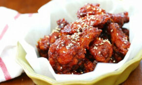 Korean Fried Chicken Recipe With Sweet & Spicy Sauce ..