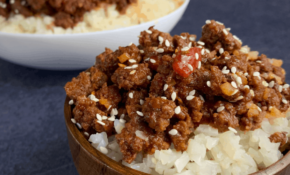 Korean Ground Beef: A Lower Calorie Ground Beef With Rice Recipe – Recipes With Ground Beef Healthy