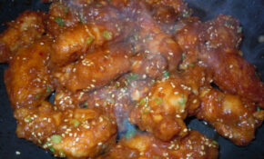 Korean Spicy Chicken Wings – Restaurant Recipe! Recipe ..