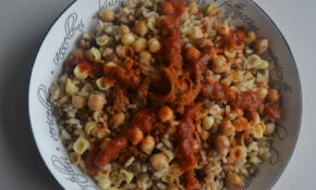 Koshari: How To Make Egypt's National Dish | Egyptian Streets – Recipes Egyptian Food