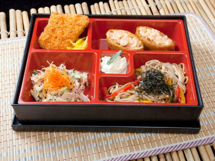 Kosher Bento Box: Pasta Salad Bento Box Recipe For Kids - vegetarian japanese bento box recipes