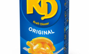 Kraft Dinner Original Macaroni & Cheese – Recipes Using Kraft Dinner