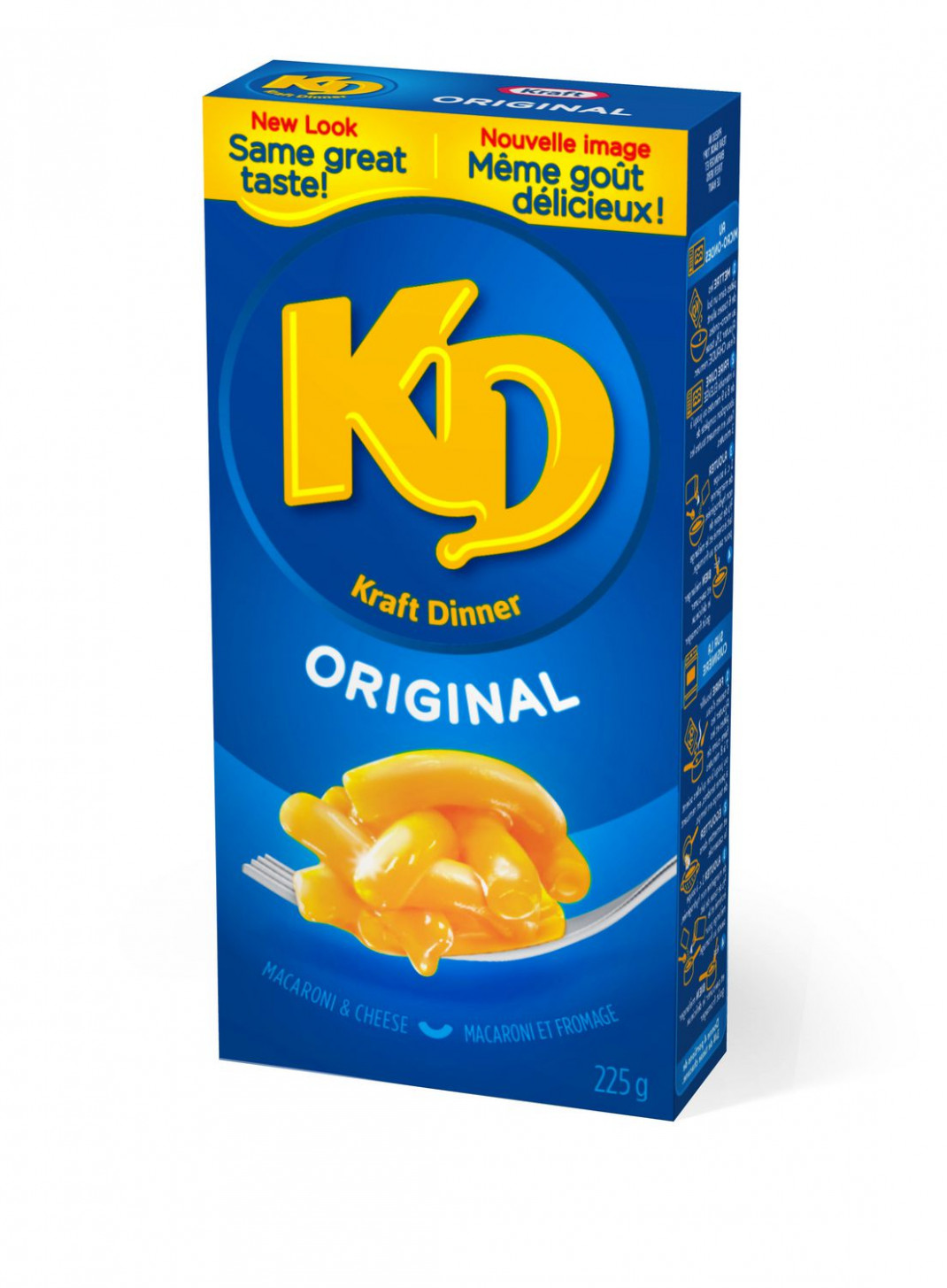 Kraft Dinner Original Macaroni & Cheese - recipes using kraft dinner