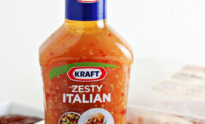 Kraft Zesty Italian Dressing Recipes – Chicken Recipes Zesty Italian Dressing