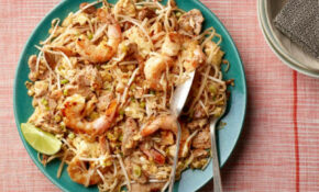 Kuay Tiaw Pad Thai Recipe | Food Network – Authentic Thai Food Recipes With Pictures